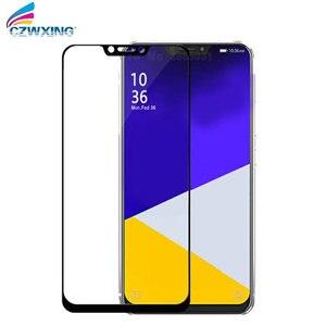 Image 1 - Do szkła hartowanego Asus ZenFone 5 ZE620KL ochraniacz ekranu Asus ZenFone 5 2018 ZE620KL ZE620 KL X00QD pełne szklane etui