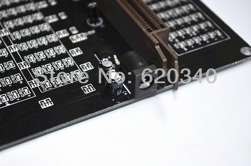 PC AGP PCI-E X16 double usage prise testeur affichage graphique carte vidéo vérificateur testeur carte graphique outil de diagnostic - 3