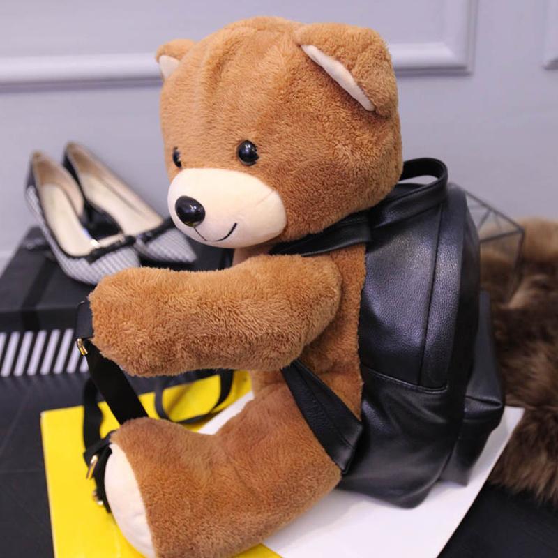 Мишка рюкзак меховой aprica рюкзак купить официальный сайт