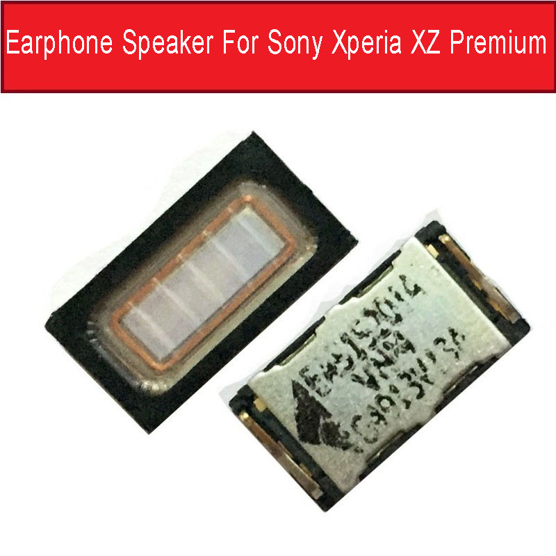 Genuine Earpiece Ear Speaker For Sony Xperia XZ Premium XZP G8141 Speaker Receiver Loudspeaker Replacement Repair