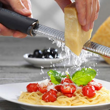 Multifunction Stainless Steel Lemon Zester Fruit Peeler Cheese Microplane Grater Vegetable Tools & Kitchen