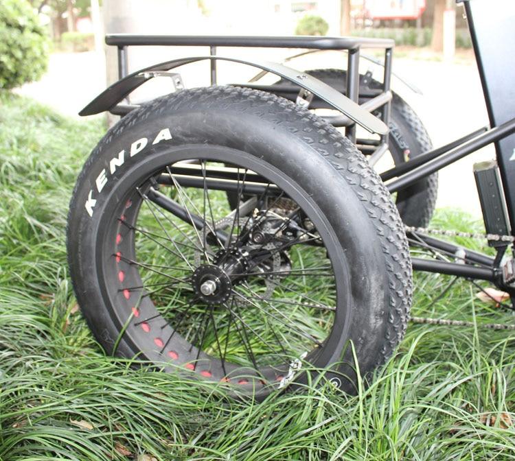 HTB1z0vVXiDxK1Rjy1zcq6yGeXXao - 48V 1000W electric three-wheeled snowmobile Electric three-wheeled bicycle fat ebike 20-24inch wheel electric