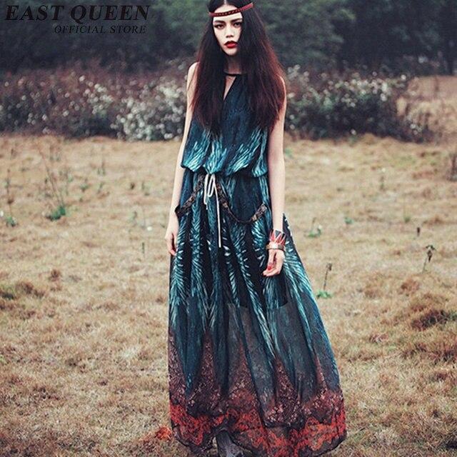 Hippie kleid lang kostum - Schöne Kleider dieser Saison