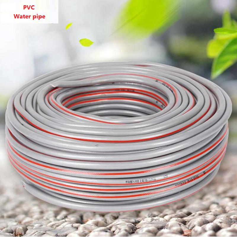 Spring Hot Sale 100M/Set Silver Explosion proof Garden Hose High Quality Thickened Durable Car Washing Garden Irrigation Pipe