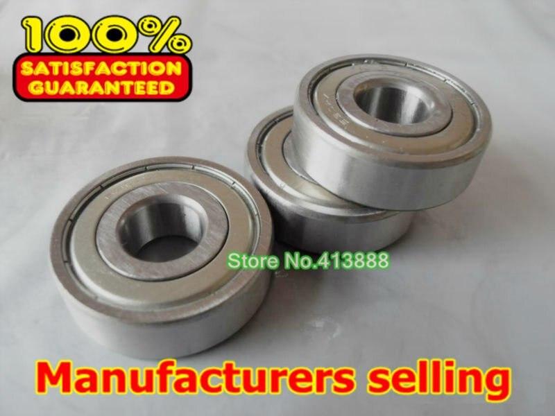 Прямая с фабрики 6302 6302ZZ 6302-2Z 6302Z 80302 15*42*13 мм высокое качество глубокий шаровой подшипник паза 10 шт./лот