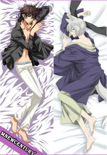 Japan Anime Hugging Body Pillow Case 150*50 Vampire Knight Kaname Kuran