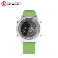2017 New Bluetooth Smart Watch EX18 Waterproof IP67 Swimming Sleep Monitor Call SMS Reminder Wrist Watch