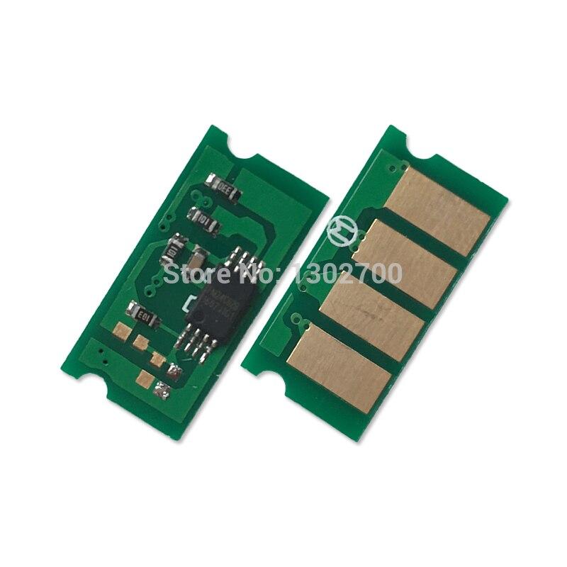8PCS SPC220 Тонер картриджінің чипі Ricoh Aficio - Кеңсе электроника - фото 2