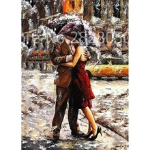 Buy Sweet Lovers DIY Painting By Numbers Kits Colori online