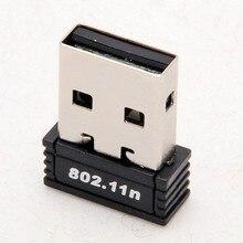 Более низкая цена 10 шт. 150 Мбит Беспроводной Usb-адаптер Wi-Fi 802.11n 150 М Сети Lan Card для Портативных ПК