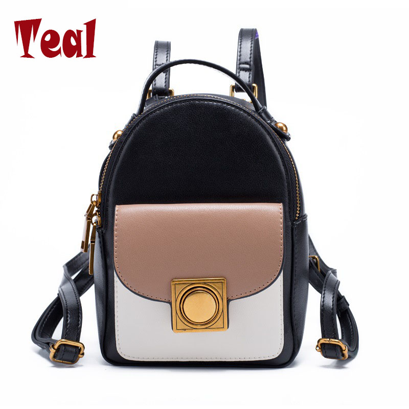 Women Backpacks 2017 Hot Sale Fashion Causal bags High Quality female shoulder bag pu Leather Backpacks For Girls casual preppy hot fashion design personality little bear women backpacks cute character shapes cartoon girls schoolbag casual shoulder bag