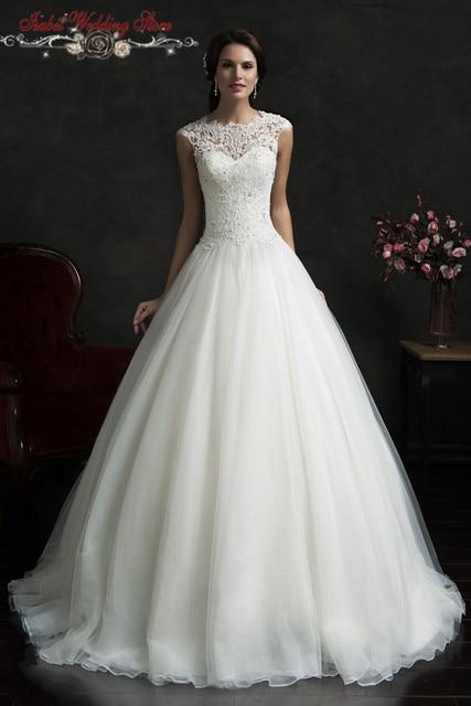 Elegantes Vestidos Vintage Vestidos de Novia 2015 Envío Rápido ...