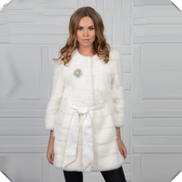 Women Winter Clothes 2019 Luxury Real Rabbit Coat Fur Top Grade Real Fur Jacket Whole Skin Outerwear Womens Casual Solid 12.26