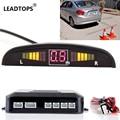 Car LED Parking Sensor Kit Display 4 Sensors 22mm 12V for all cars Reverse Assistance Backup Radar Monitor System