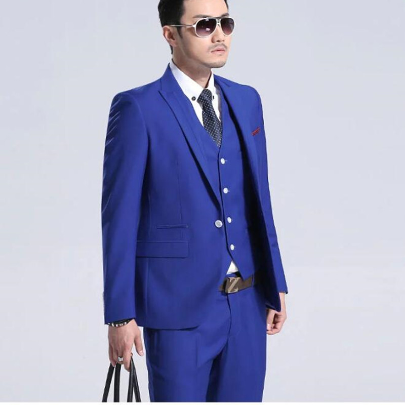 Popular Mens Slim Fit Suits Cheap-Buy Cheap Mens Slim Fit Suits ...
