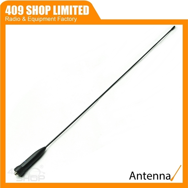 good dual band sma-male handheld aerial for kg-uv6d