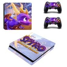 Spyro Reignited Trilogy PS4 Slim Skin Sticker