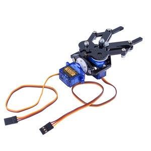 Image 3 - SunFounder 標準グリッパーキット足ロボットアーム Rollarm DIY ロボット Arduino の Uno メガ 2560 ナノ