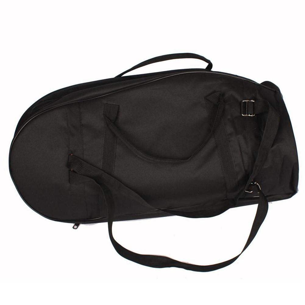 Quality Euphonium Backpack Waterproof Protection Bag For Music Instrument French Horn Tenor Horn Tuba Carrying Case