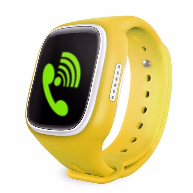 Smart watch smartwatch teléfono kids tracker gps bebé pantalla táctil con SIM Solt SOS Anti Lost Gimnasio Actividad T1 PK Q60 Q90 Q50