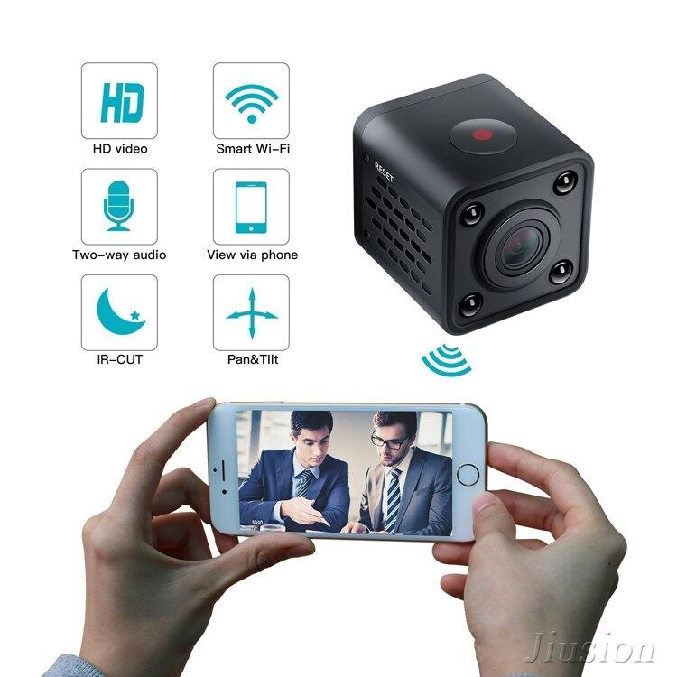 Nouveau HDQ9 Mini Caméra Wifi IP Caméra 1080 P HD Petite Caméra sans fil D'action Caméra DV DVR Caméscope Vidéo Enregistreur Vocal PK SQ11