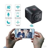 New HDQ9 Mini Camera Wifi IP Camera 1080P HD Small Camera Wireless Action Camera DV DVR