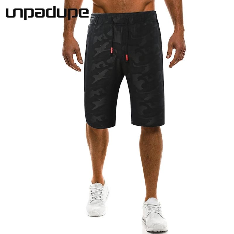 2018 Mens Shorts Casual Bermuda Brand Compression Camouflage Printing Male Cargo Shorts Men Linen Fashion Men Short Summer Linen