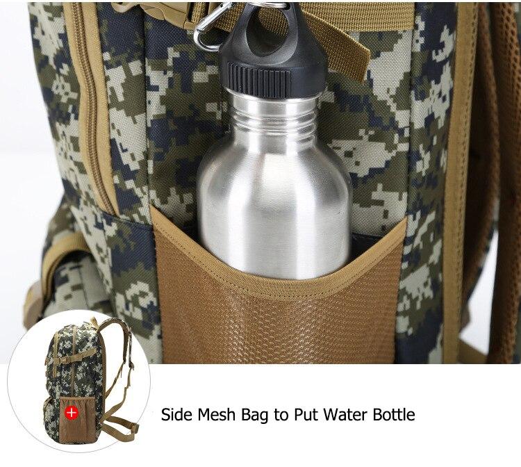 à prova dwaterproof água militar tático mochila