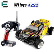 ET RC Car WLtoys A222 Hobby Hight Speed Racing Car 1/24 Electric 4WD Monster Truck RC Vehicles Drift Car Toys Gift for Kids