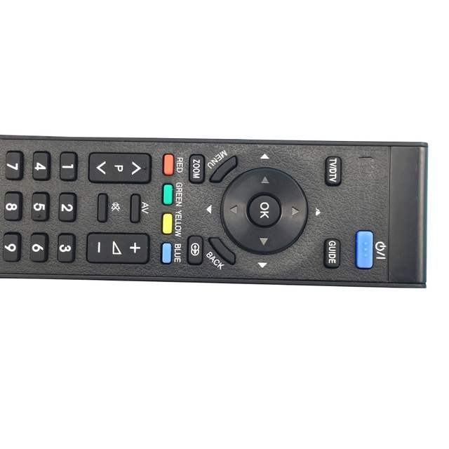 US $3 74 |remote control suitable for jvc rm c2503 TV lcd led tv RM C2503  DVD VCR-in Remote Controls from Consumer Electronics on Aliexpress com |