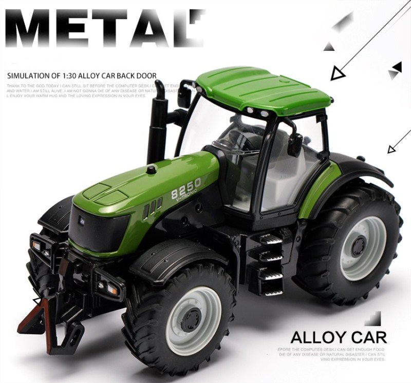 Farm Vehicles Tractor Car Model 31
