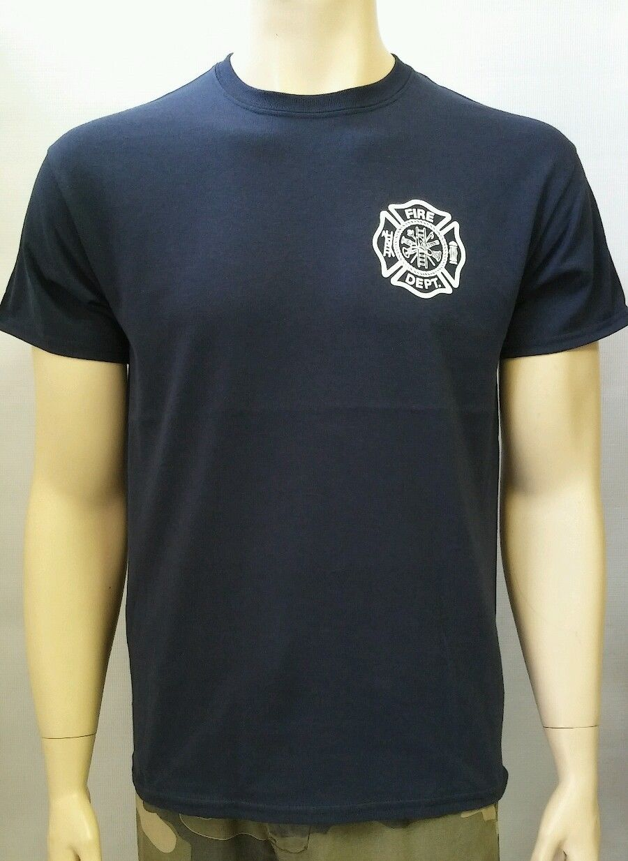 Custom Fire Dept T Shirts Edge Engineering And Consulting Limited