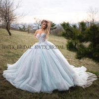 3D Floral Appliques Cinderella Quinceanera Dresses 2020 Luxury Sweetheart Ball Gown Tulle Vestidos de 15 anos Prom Pageant Dress