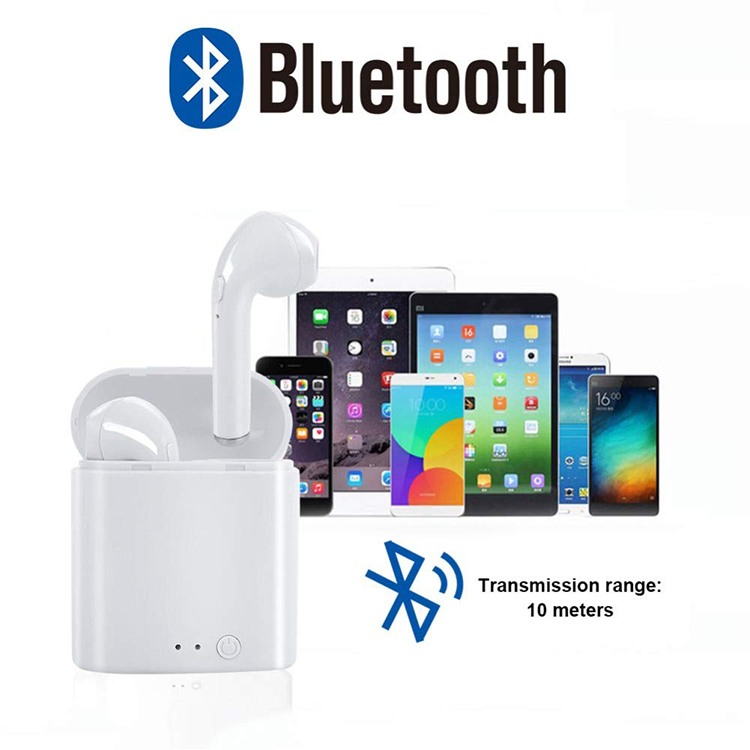 DASENLON Bluetooth Earphone True Wireless Stereo Earphone Mini Earbuds with Charging Box in Bluetooth Earphones Headphones from Consumer Electronics