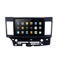 10.1 GPS Navi Stereo for 2008 2015 Mitsubishi Lancer ex HD Touch screen Android 8.1 car multimedia player with Bluetooth