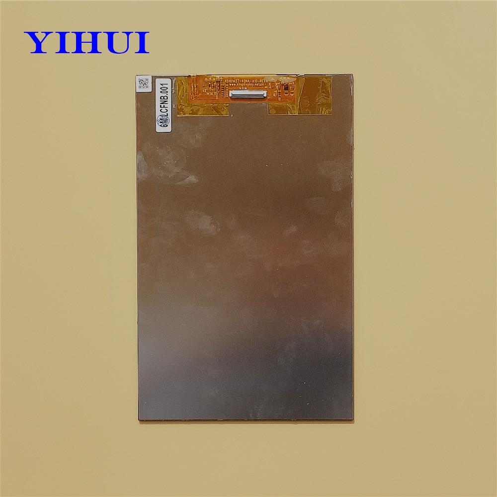YIHUI For Acer Iconia One 10 B3-A20 B3-A21 B3 A20 A5008 LCD Display Panel Screen Replacement Repairing Parts kcb104vg2ba a21 kyocera lcd