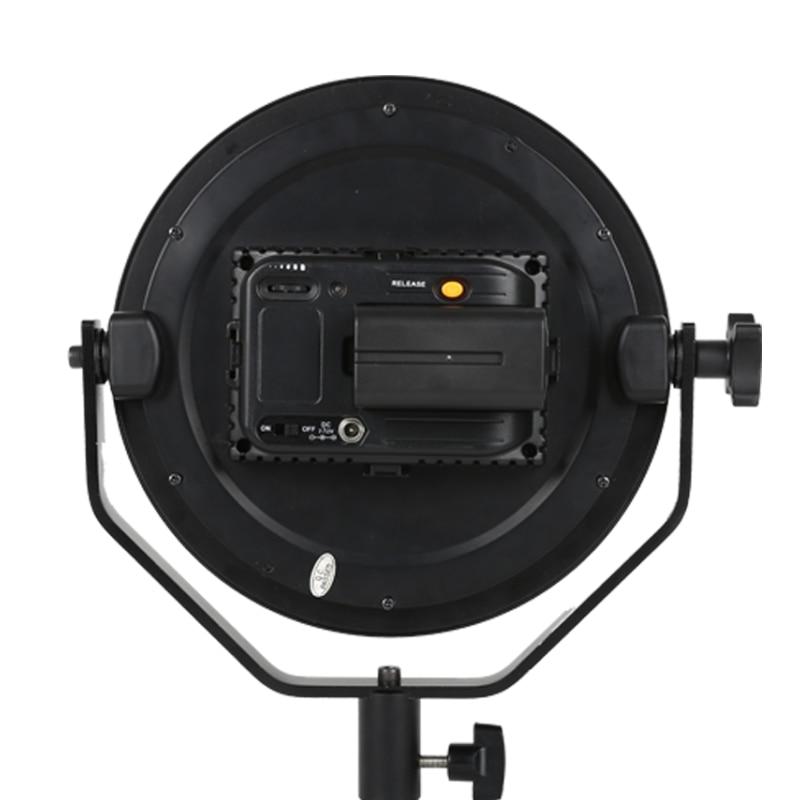 Linkstar 18W LED svetilka 5600K okrogla ultra tanka dnevna svetloba - Kamera in foto - Fotografija 2