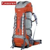 Big Capacity 70L Mens Backpack Top Brand Outdoor Sports Bag Travel Outdoor Climbing Caping Rucksack Waterproof