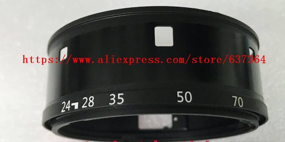 Nouvelle pièce d'origine de réparation d'appareil photo 1 génération EF 24-70mm f/2.8L USM anneau pour canon 24-70 objectif focus anneau baril accessoires