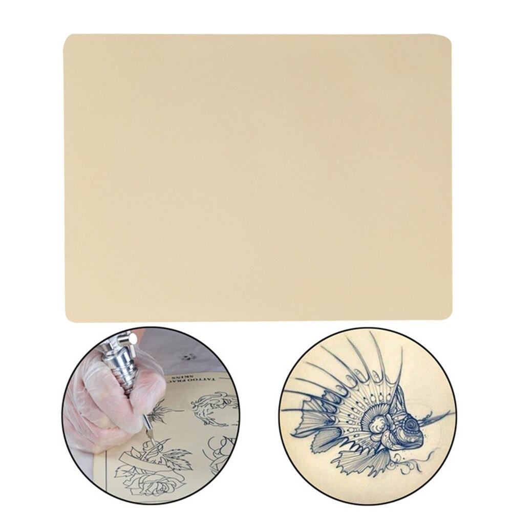 6 Sheets Wrist Body Art Henna Tattoo Stencil Flower: 1 Sheet Tattoo Practice Skin Permanent Eyebrow & Lip