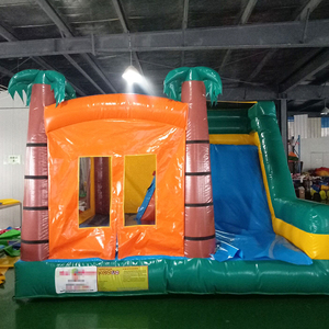 PVC bounce house children amus