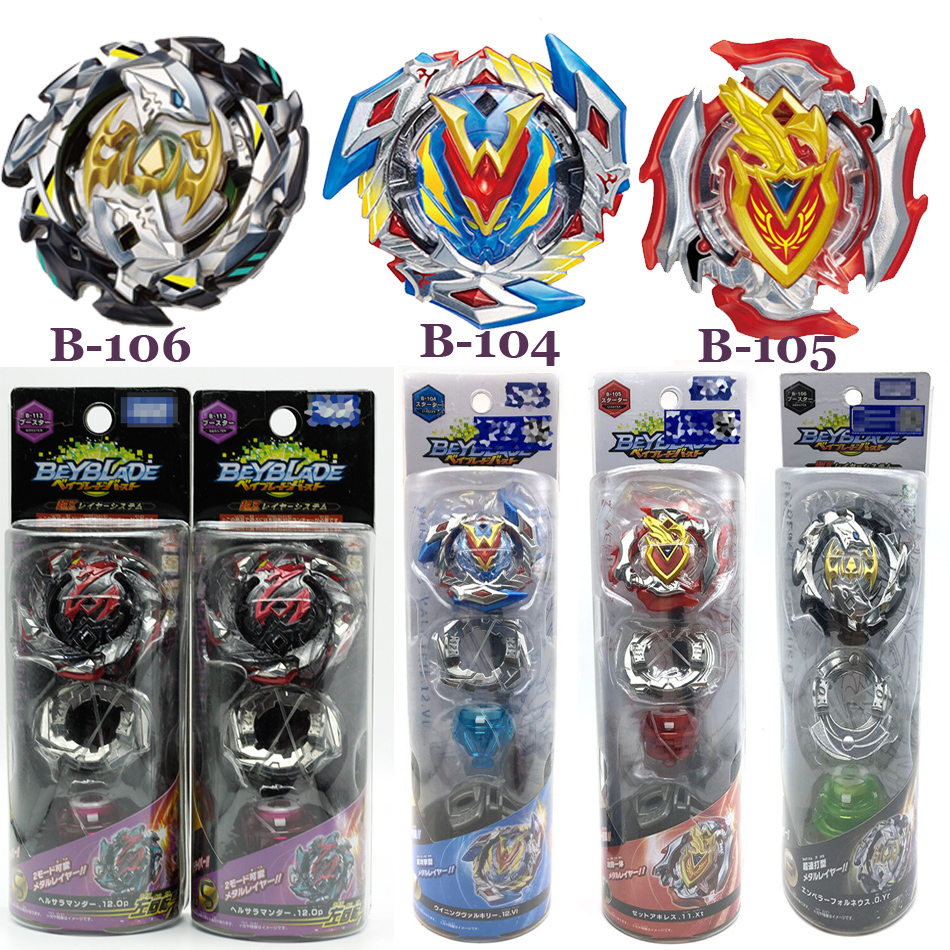 High-quality Beyblade Burst B-48 B-66 B-86 B-92 B-59 B-79 Starter Zeno Excalibur .M.I (Xeno Xcalibur .M.I) with launcher kid toy phytochemical composition