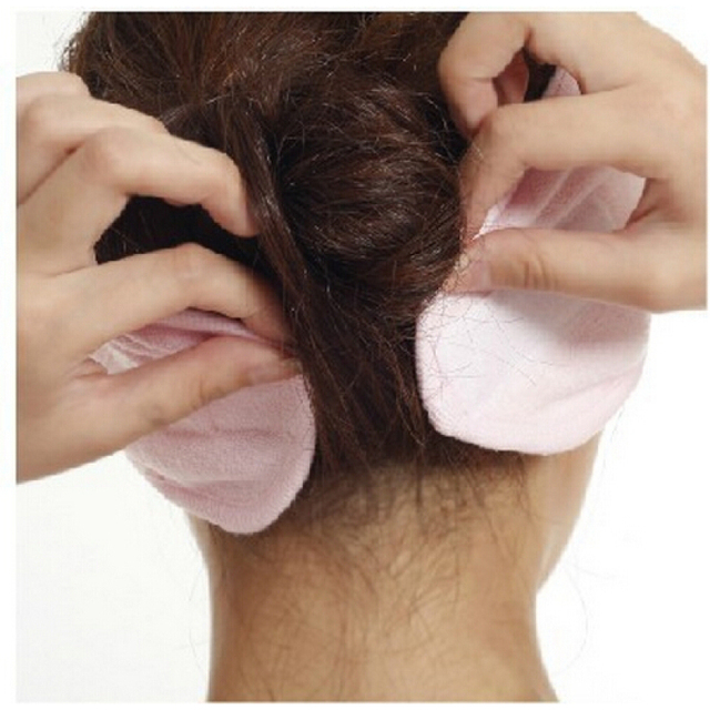 1 PC Bath Shower Headband Make Up Wash Cosmetic Head Wrap Hair tools for Pregnant Women Scarf Hat Postpartum Wind Cold 1