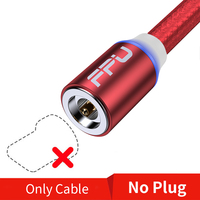 No plug only cable