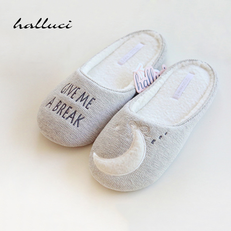 New Cotton Home Slippers Women Indoor Shoes For Girls Ladies Bedroom House Slipper Adult Guest Warm Winter Soft Bottom Flats fashion style winter cotton slippers shoes for men and women couple soft home house floor foam bottom warm slipper high quality