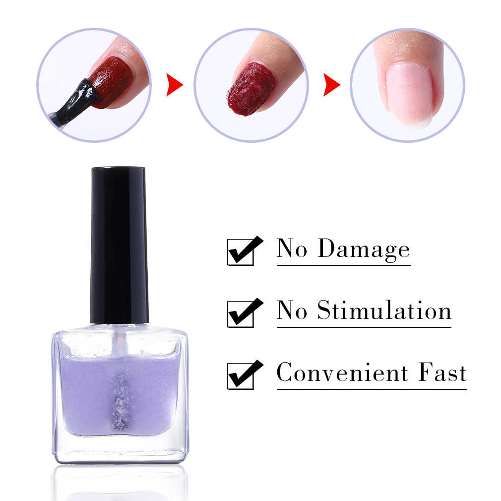 Elite99-quitaesmalte de uñas, Gel limpiador UV para uñas, Gel desengrasante para capa pegajosa, manicura, 12ml