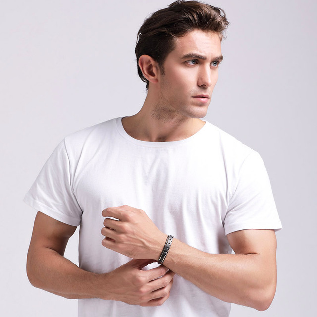 Men's Elegant Magnetic Therapy Bracelet