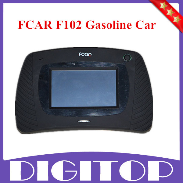 FCAR F102 Gasoline Car 12 Types Special Function Tool with OBDII Diagnosis Fast Shipping