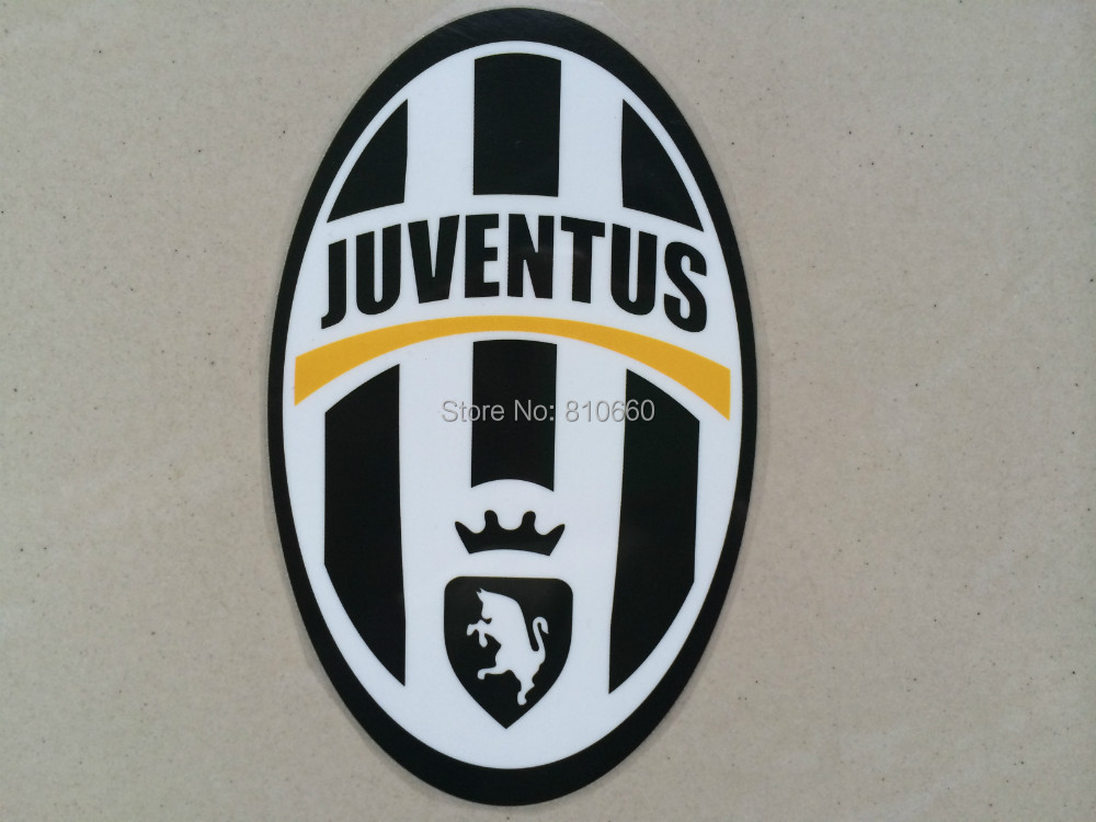 Tshirt Iron On Sticker Juventus Heat Transfer Printing