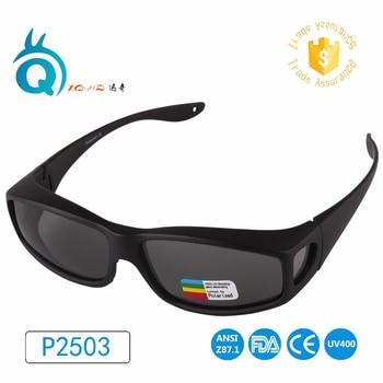 Solar Over Glasses Polarized Fits Most myopia glasses UV Surfing Glasses cover most type of myopia frame polarized sunglasses